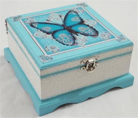 decoupage boxes ideas 50 ideas decoupage boxes in various styles part 6