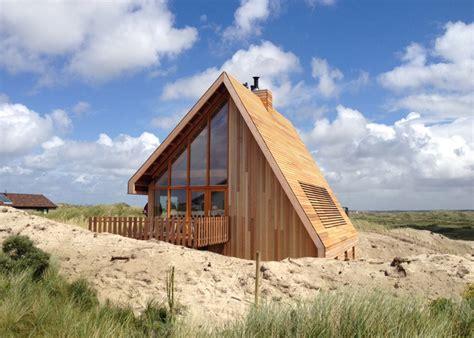 woodwork in home woning terschelling achterboschzantman architecten