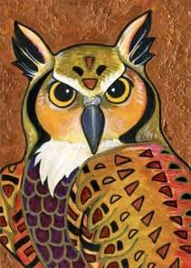 lwork owl owl gustav klimt klimt sting