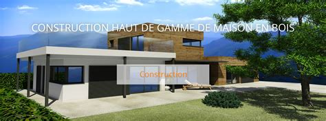 entreprise de construction maison ossature bois en is 232 re