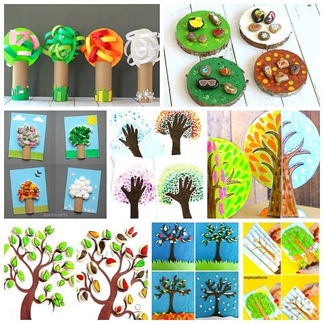 craft activities free 15 of the cutest four seasons crafts and activities for