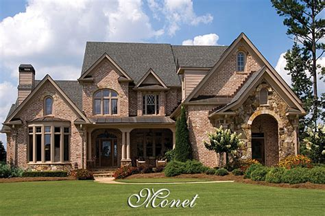 country home designs luxury country house plan the monet