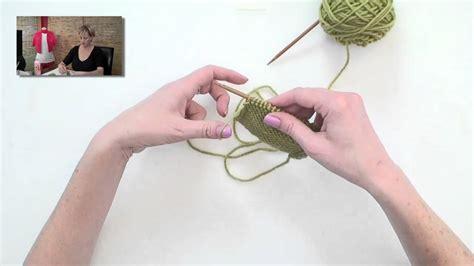 knitting backwards knitting help backwards loop cast on