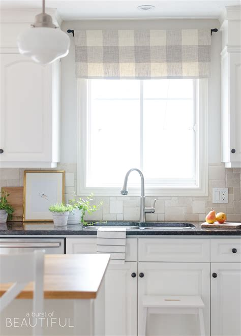 farmhouse kitchen faucet easy kitchen upgrade our new kitchen faucet a burst of beautiful