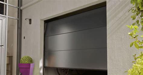porte de garage sectionnelle avec porte pvc sur mesure leroy merlin porte d entr 233 e blind 233 e a