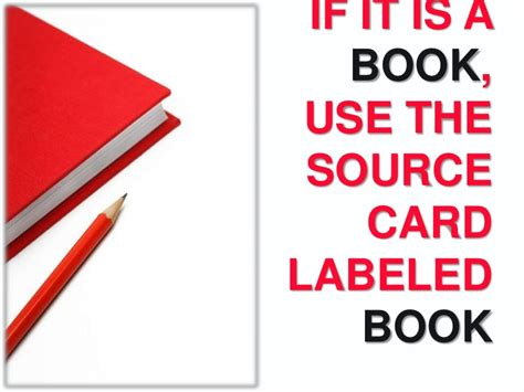 how to make source cards how to make mla source cards