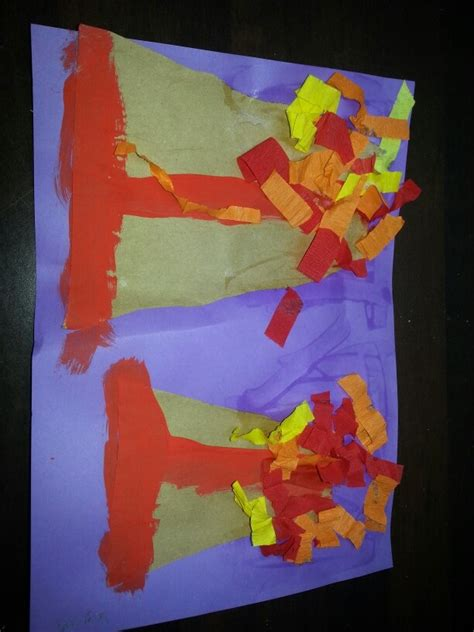 volcano crafts for volcano craft geography volcanos earthquakes