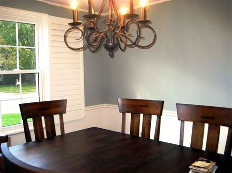 paint colors for dining rooms with chair rail 31 best decorating ideas images on dining