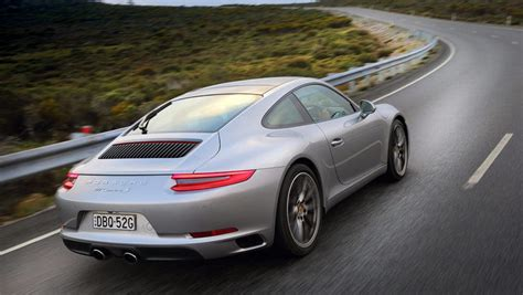 porche 911 carrera s porsche 911 carrera s 2016 review road test carsguide