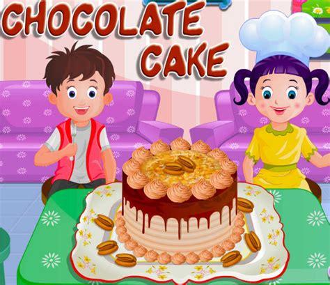 juegos de cocinar chocolates juego de cocinar tarta de chocolate alem 225 n juegos