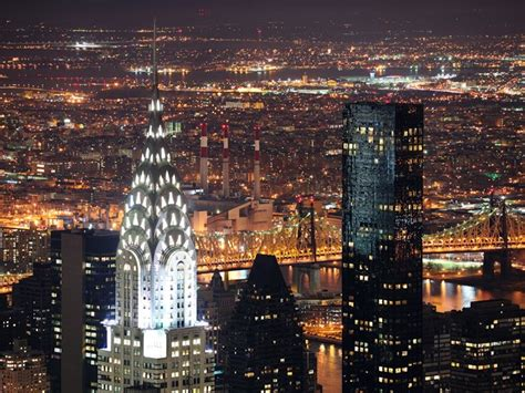 Chrysler Building New York City by Classic Projects The Chrysler Building New York City E