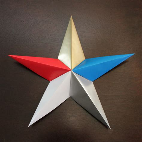 origami stat make patriotic origami dollar store crafts