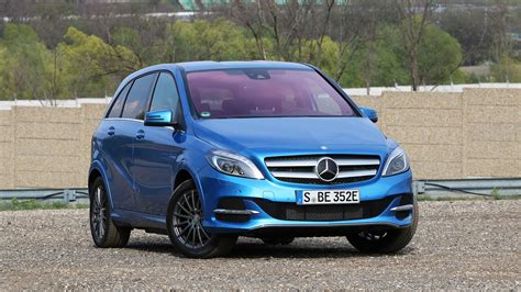 Mercedes B Class Electric by Mercedes Is Killing The B Class Electric Drive