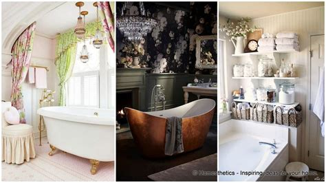 chic bathroom ideas 18 shabby chic bathroom ideas suitable for any home