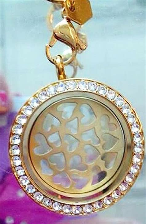 origami owl gold new gold hearts plate from origami owl https www