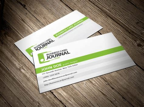 how to make a simple business card clean and simple business card template psd file free