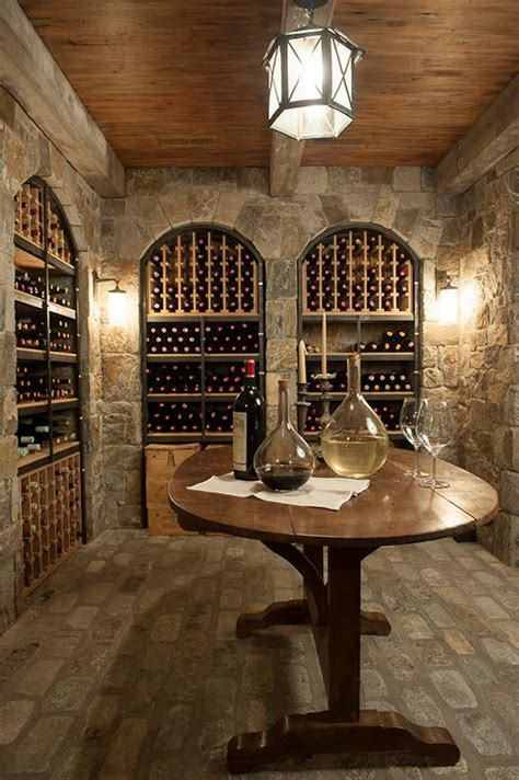 basement wine rack basement wine cellar with arched wine racks