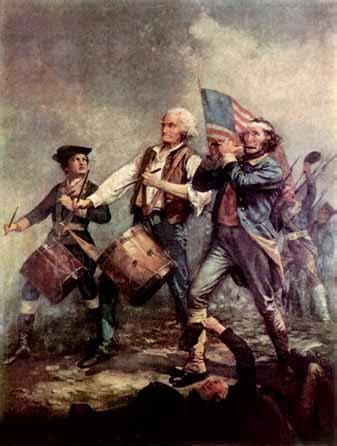 the day of revolution the american revolutionary war
