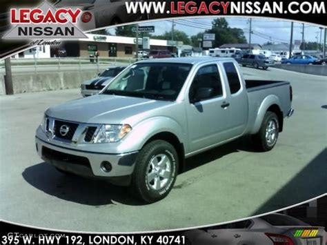 2010 Nissan Frontier Se by 2010 Radiant Silver Metallic Nissan Frontier Se V6 King