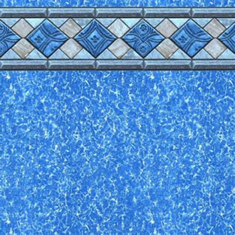 beaded pool liners for above ground pools sandbar tile 54 inch beaded swimming pool liner