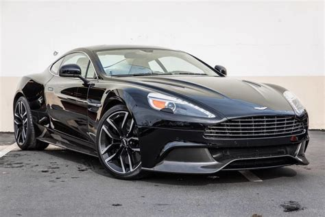 Aston Martin Newport by Pre Owned 2015 Aston Martin Vanquish Coupe In Newport