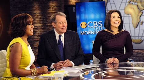 Cbs Morning Show Anchors Pictures To Pin On