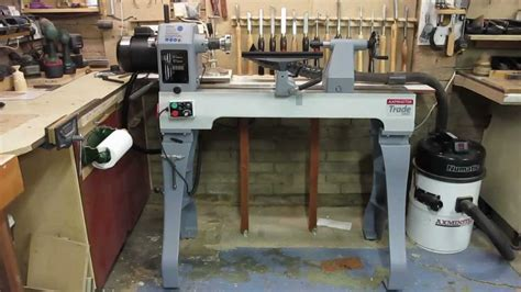 axminster woodworking wood turning axminster at1628vs wood lathe