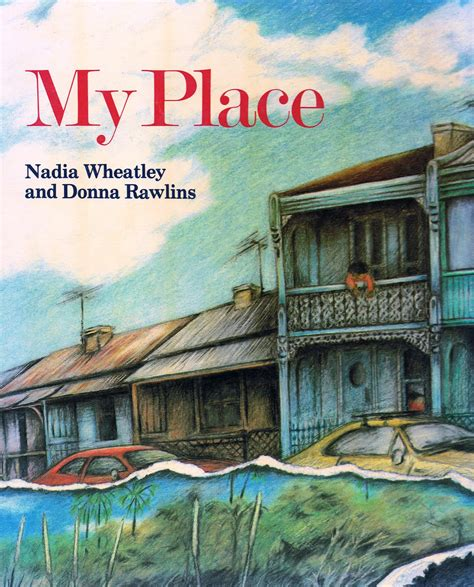 my picture book library of rescued books my place by