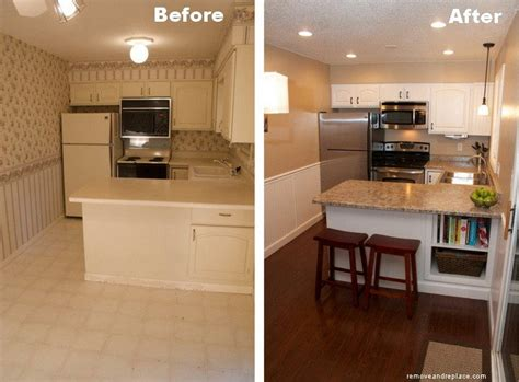 kitchen remodel ideas before and after beautiful kitchen remodel on a budget before and after pictures removeandreplace