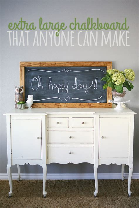diy chalkboard large our friday five jen edition eighteen25