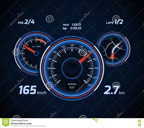 Car Apps For Computer by Racing Car Computer And App Smartphone Dashboard