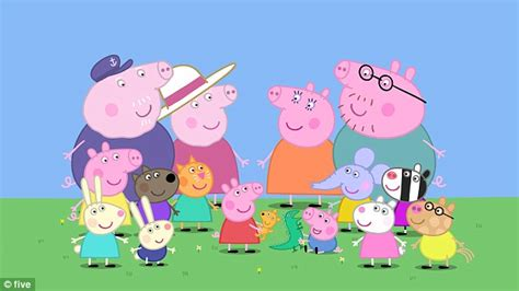 what s peppa pig really teaching our children one mother