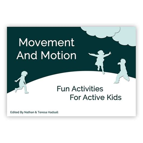the motion picture book movement motion activities for active