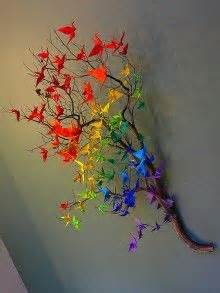 origami crane tree 1000 images about origami crane on