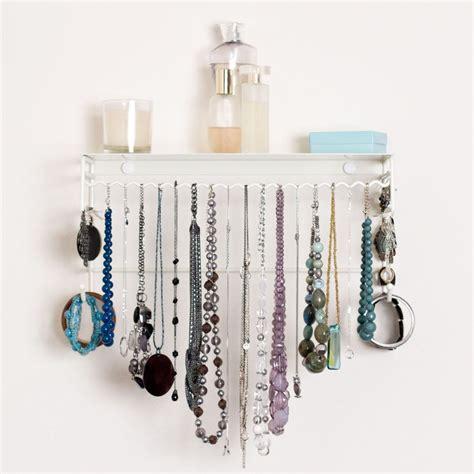 jewelry organizer 5 best wall mount jewelry organizer beautifully organize