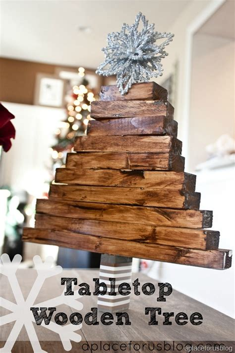 craft woodworking 30 handmade trees
