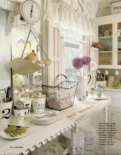 country shabby chic decor 35 awesome shabby chic kitchen designs accessories and