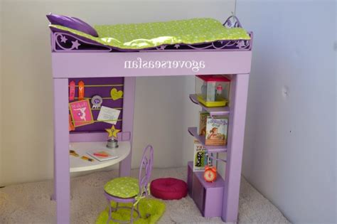 american doll bunk beds cheap make cheap loft bed