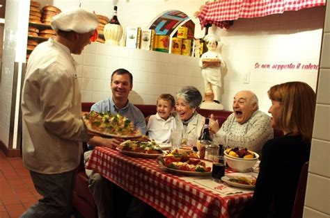 kitchen table las vegas offbeat plenty of excitement at buca di beppo from