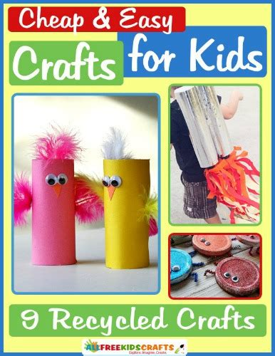 cheap kid crafts keep it cheap 9 easy and thrifty crafts