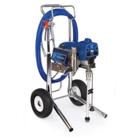 home depot airless paint sprayer reviews airless paint sprayer reviews order graco pro 270es