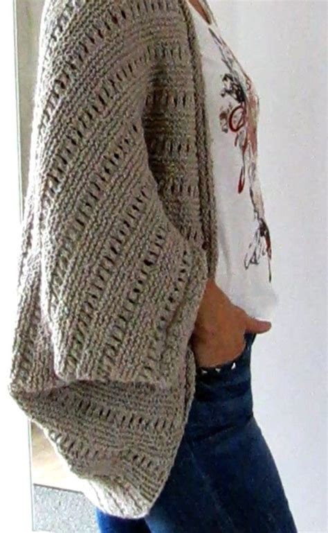 easy cardigan knitting patterns beginners cardigan as square for beginners size all oversize
