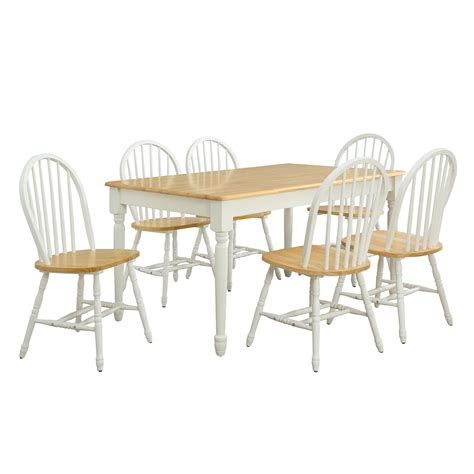 white kitchen set furniture white and chairs dining room kitchen home furniture set of 2 ebay