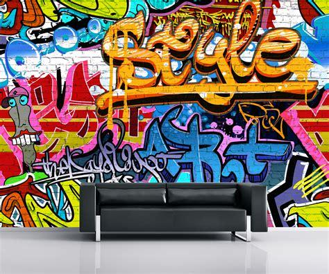 graffiti wall murals graffiti wallpaper mural wall murals ireland