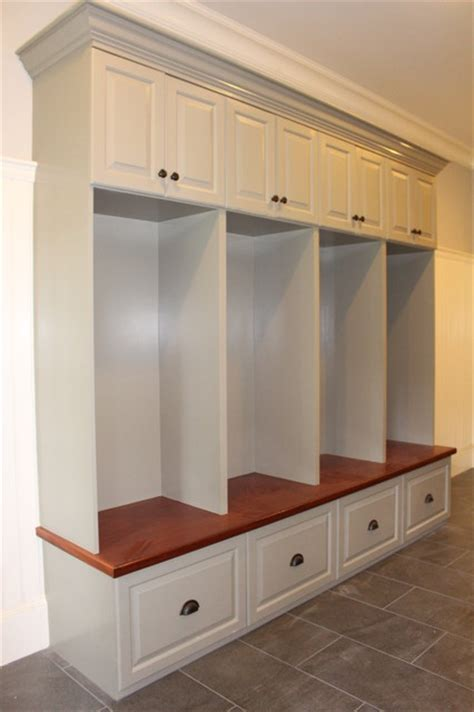 Boston Bar Stools by Bench Seats Lockers Cubbies Mudroom Traditional