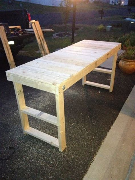 folding woodworking bench easy cheap folding workbench