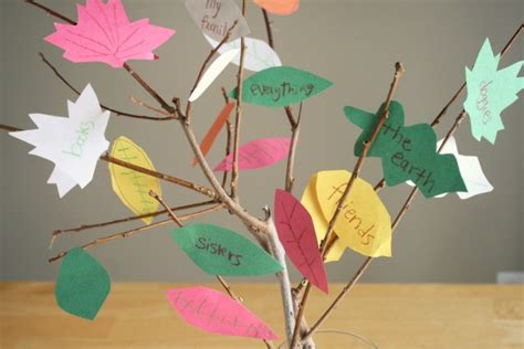thankful tree craft for thanksgiving thankful tree craft preschool education for