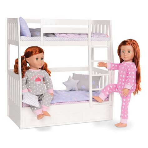 our generation bunk beds from our generation world