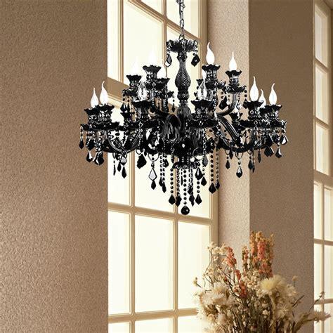 black chandelier for sale modern black chandelier k9 chandelier led luxury
