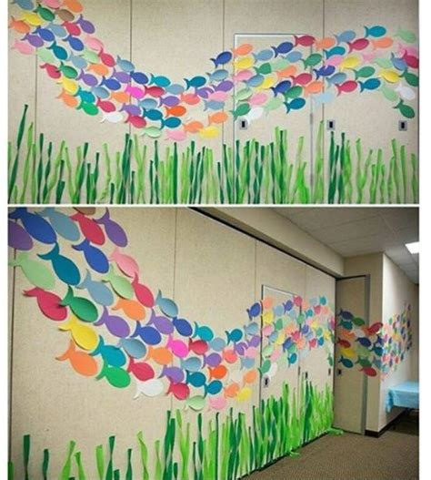 wall decoration ideas for school wall decoration ideas for more and exciting